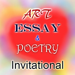 Art Essay Poetry logo square