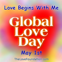 Global Love Day logo May 1st